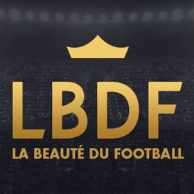 la beauté du football